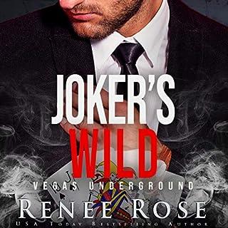 Joker's Wild: A Mafia Romance cover art