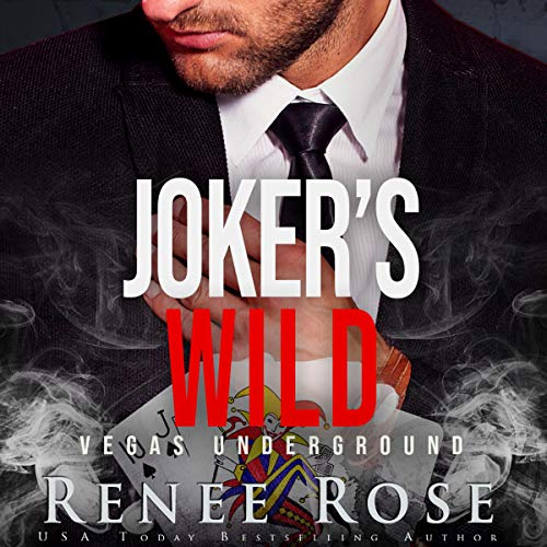 Couverture de Joker's Wild: A Mafia Romance