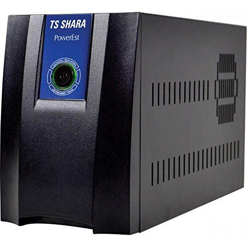 PowerEst Home 2000 Bivolt 6T Saída 115V, TS Shara, Preto, Pequeno, TS Shara, PowerEst 9011, PretoPequeno