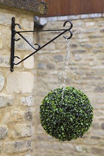 Boule en buis Artificiel à Suspendre 40 cm