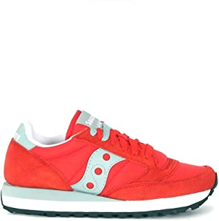 Saucony Luxury Fashion Womens 2044360 Red Sneakers | Fall Winter 19