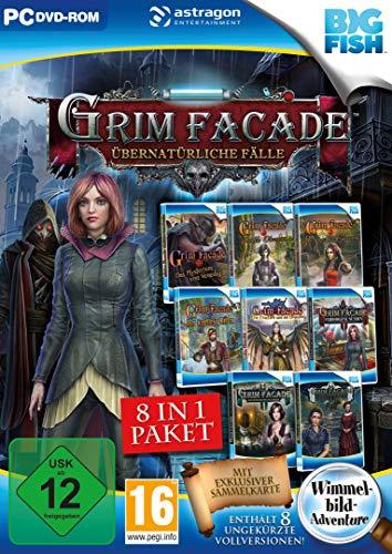 Grim Facade: Übernatürliche Fälle (8 in 1 Bundle) - [PC]