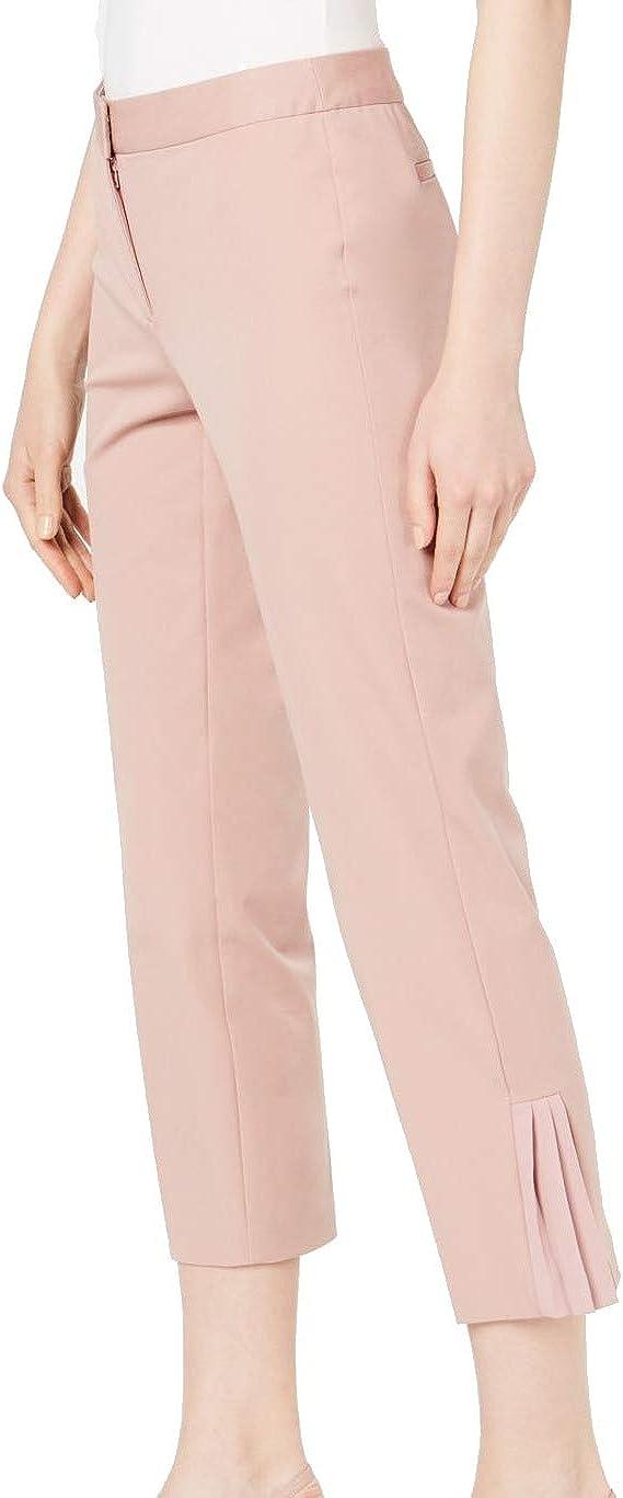 Alfani Womens Pink Wear to Work Pants Size 2