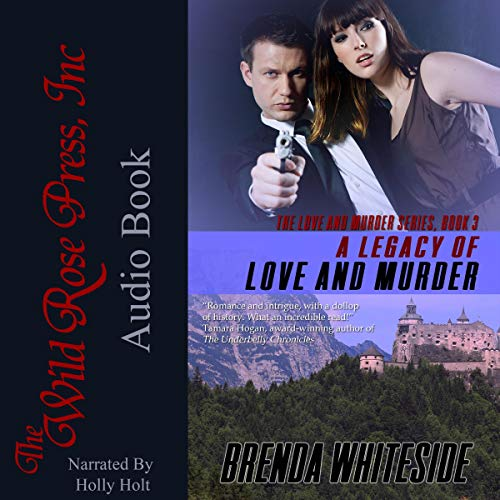 A Legacy of Love and Murder audiobook cover art