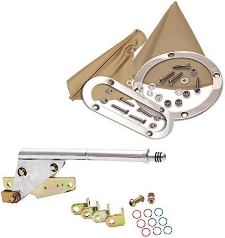 American Shifter Max 75% OFF 525086 Inexpensive Kit 4L80E Tri 23