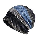 ニットキャップ ニット帽 ワッチキャップ 帽子 ビーニー シンプル無地 医療用帽子 MZ-2014 (style9)