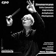 Cello Concerto / Antiphonen