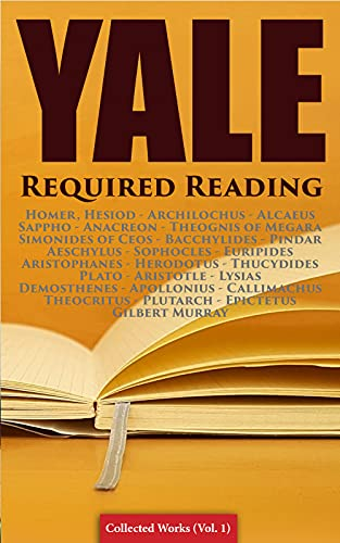 Yale Required Reading - Collected Works (Vol. 1) (English Edition)