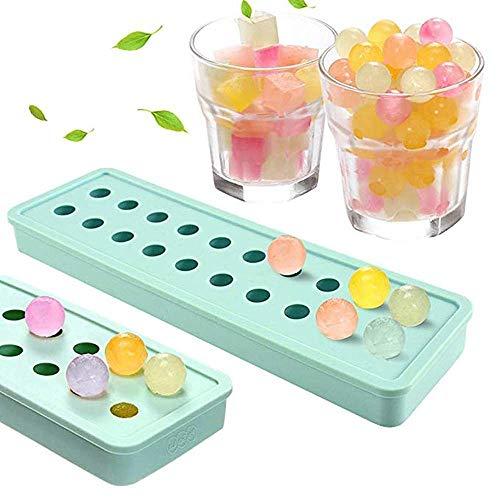 20個取りまんまるボール球シリコン製アイスモールド製氷器(1個)3〜5労働日以内配達