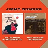 The Jazz Odyssey Of James Rushing Esq + Jimmy Rushing And The Smith Girls + 3 Bonus Tracks