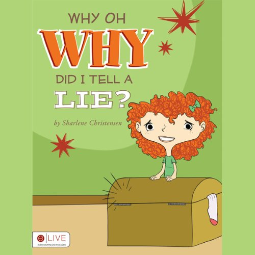 Why Oh Why Did I Tell a Lie? cover art