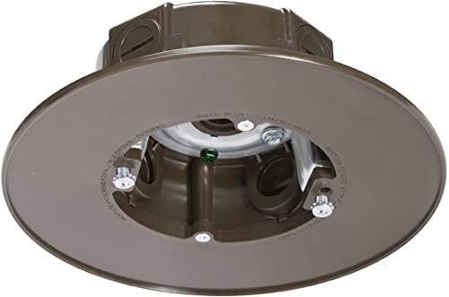 wholesale Hubbell-Bell online - Ceiling outlet sale Fan Electrical box, Bronze - New sale