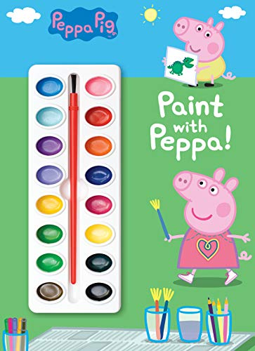 Paint with Peppa! (Peppa Pig)