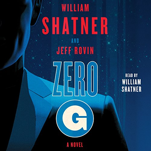 Zero-G: Book 1 audiobook cover art