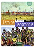 Histoire-Géographie-EMC Bac Pro 1re - Manuel élève 2020