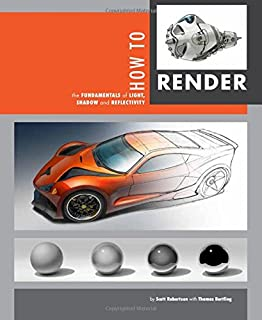 How to Render: The Fundamentals of Light, Shadow and Reflectivity (1933492961) | Amazon price tracker / tracking, Amazon price history charts, Amazon price watches, Amazon price drop alerts
