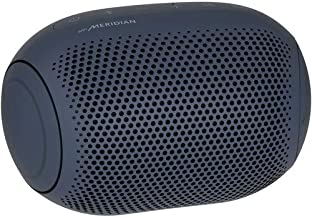 LG Altavoz Bluetooth portátil resistente al agua PL2 XBOOM Go altavoz Negro