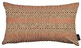 McAlister Textiles Colorado | Kissenbezug für Sofa, Couch in Terracotta Orange | 50 x 30cm |...