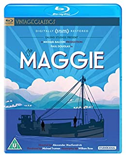 The Maggie - Digitally Restored