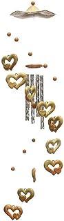 Giardino Decorazione Domestica,Blu,Tubes Finestra Incredibile Memorial Farfalla Bells Windchimes Festival Arredamento Cortile Vetro Colorato Farfalla Wind Chimes per Il Partito Patio