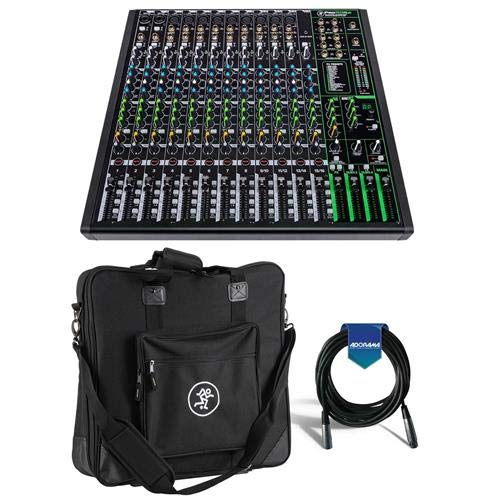 Great Features Of Mackie ProFXv3 16-Channel Professional Effects Mixer with USB + Software Bundle - ...