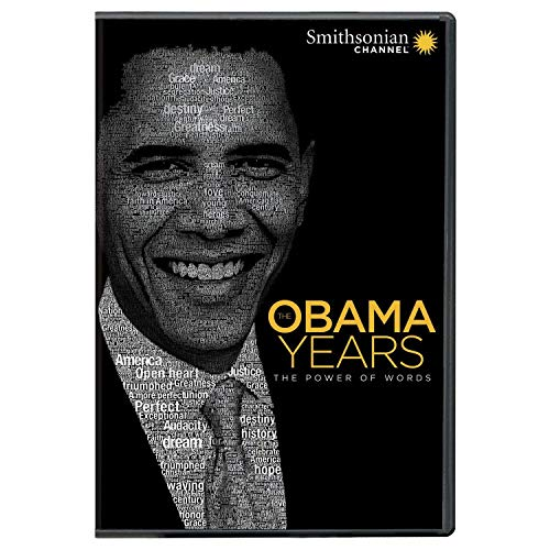 Smithsonian: The Obama Years: The Power of Words DVD (The Obama Years The Power Of Words)