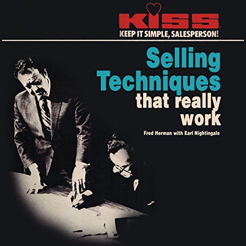 KISS: Keep It Simple, Salesperson audiobook cover art