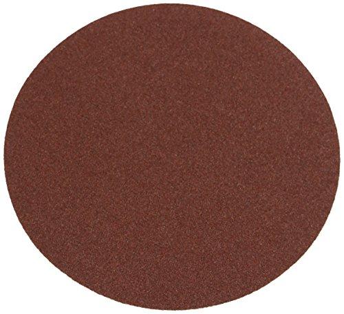 Silverline Tools 583264 - Discos de lija autoadhesivos 150 mm, Multicolor, 10 pzas Grano 80