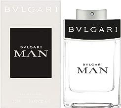 Man by Bvlgari for Men, Eau de Toilette Spray, 3.4 Ounce
