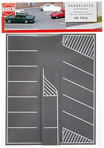 Busch Environnement - BUE7076 - Modélisme Ferroviaire - Parking - Echelle HO