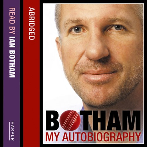 Botham: My Autobiography cover art