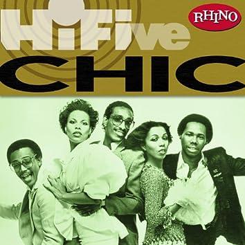 Rhino Hi-Five: Chic