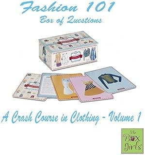 The Box Girls: Fashion 101 Box of Questions (FAS101)