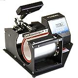 PixMax - Prensa Térmica para Sublimación sobre Tazas 325ml