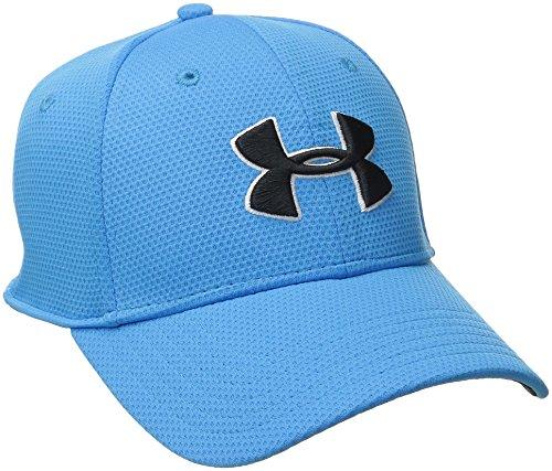 Under Armour Sportswear - Cap Blitzing II - Gorra de golf para hombre, color negro, talla M/L