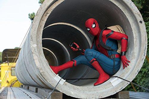 Spider-Man Homecoming [4K Ultra HD] [Blu-ray]