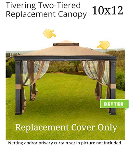 Threshold Tivering Best Overall Replacement Canopy