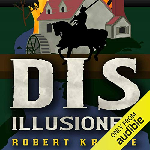 Disillusioned audiobook cover art