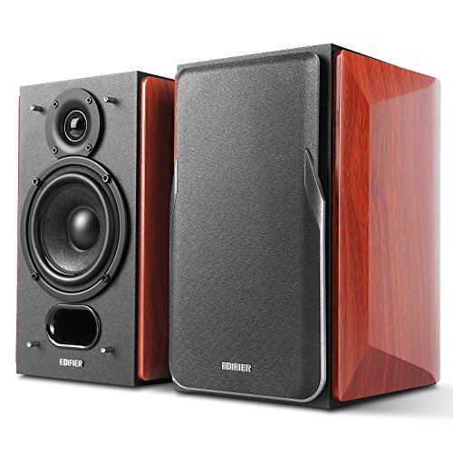 Edifier P17 Passive Bookshelf Speakers - 2-way Speakers with Built-in...
