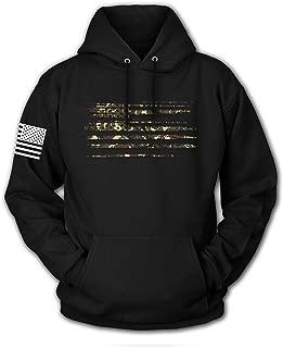 USA Sweatshirt Hoodie for Men or Women, American Flag Patriotic Jacket Sweater
