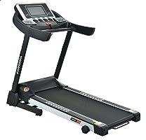 Top Fit MT-737-AC Digital Treadmill, 73.5 x 132 cm, 3.75 HP, 150 Kg - Black