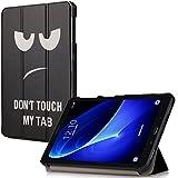 UC-Express Samsung Galaxy Tab A6 10.1 T580 / T585 Hülle Schutzhülle Tasche Smart Cover Case