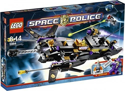 LEGO Space Police 5984 - Mond-Limousine
