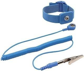 Velleman AS3 Blue Anti-Static Elastic Wrist Strap