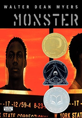 monster by walter dean myers - 2