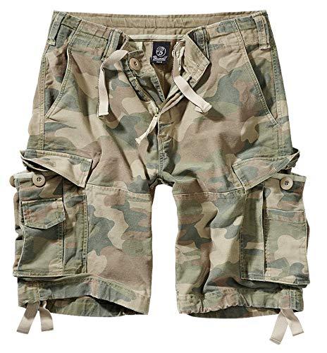 Vintage Cargo Fishing Shorts