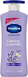 Vaseline Calming Lavender Body Lotion, 400 ml