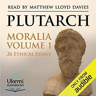 Moralia Volume 1 audiobook cover art