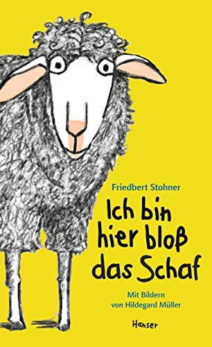 Buchseite und Rezensionen zu 'Ich bin hier bloß das Schaf' von Friedbert Stohner
