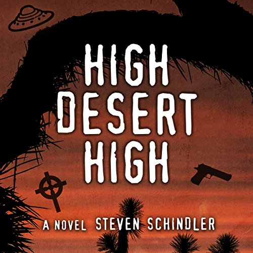 High Desert High cover art
